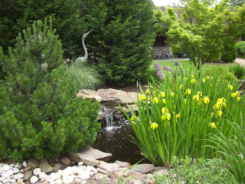 Home for Beautiful gardens landscaping